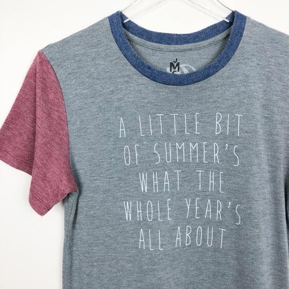 7c82e3c4ae00 Shirts | John Mayer Wildfire Ringer Graphic Tee Band Soft | Poshmark